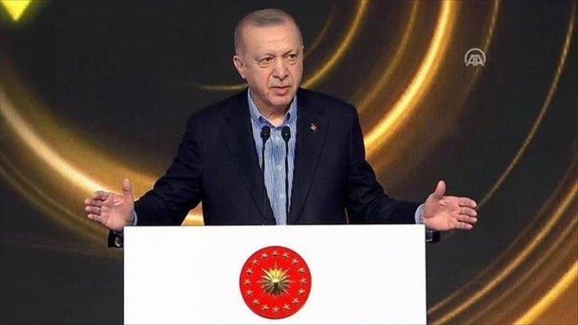 Presiden Turki mengatakan Dewan Keamanan PBB baru membahas krisis kesehatan terbesar dalam sejarah dalam agendanya 100 hari setelah pandemi meletus - Anadolu Agency