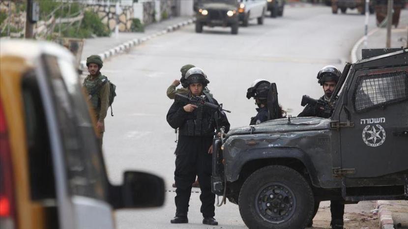 Seorang pemuda Palestina tertembak di kepala oleh tentara Israel pada Rabu di utara Tepi Barat.