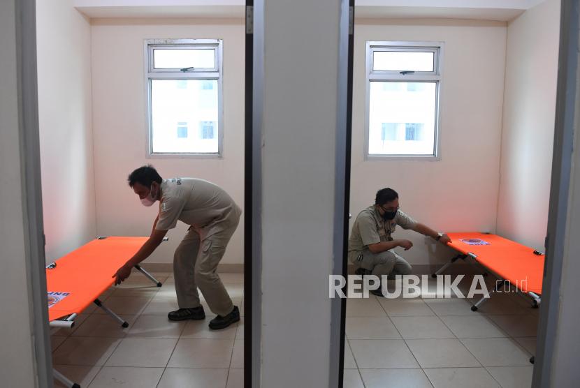 Purwakarta Siapkan Rumah Sakit Darurat Pasien Covid-19 (ilustrasi).