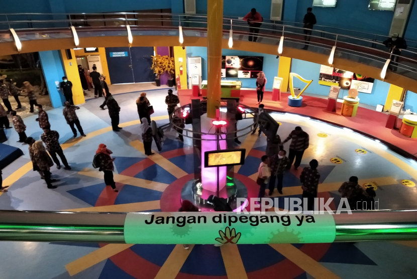 Taman Pintar Yogyakarta Mulai Dikunjungi Wisatawan Republika Online