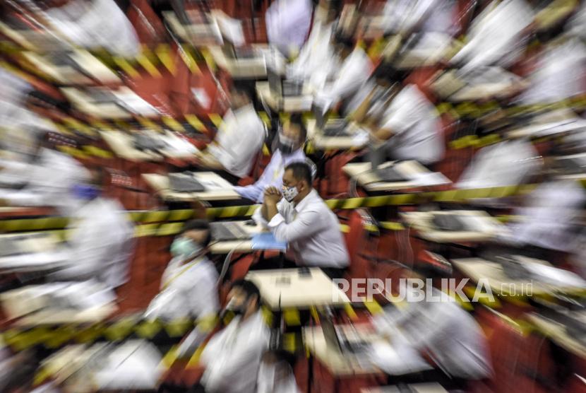 Ribuan CPNS dan P3K di Bandung Perebutkan 3.523 Formasi (ilustrasi).
