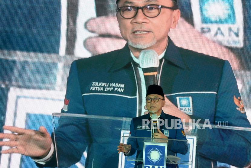 Ketua Umum PAN Zulkifli Hasan