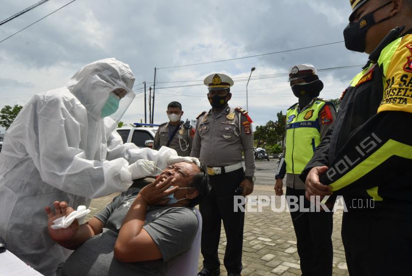 Pasien Covid-19 di Lampung Capai 12.087 Orang | Republika Online
