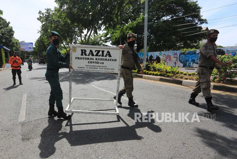 Banda Aceh Batasi Aktivitas Warga Hingga Sore Republika Online