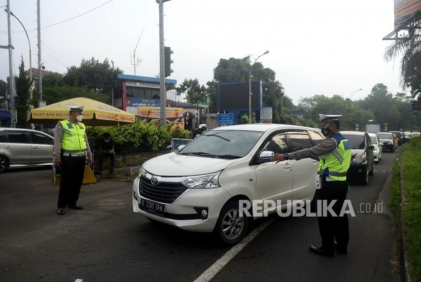 10.000 Kendaraan Menuju Palabuhanratu Sukabumi Diputar Balik (ilustrasi).