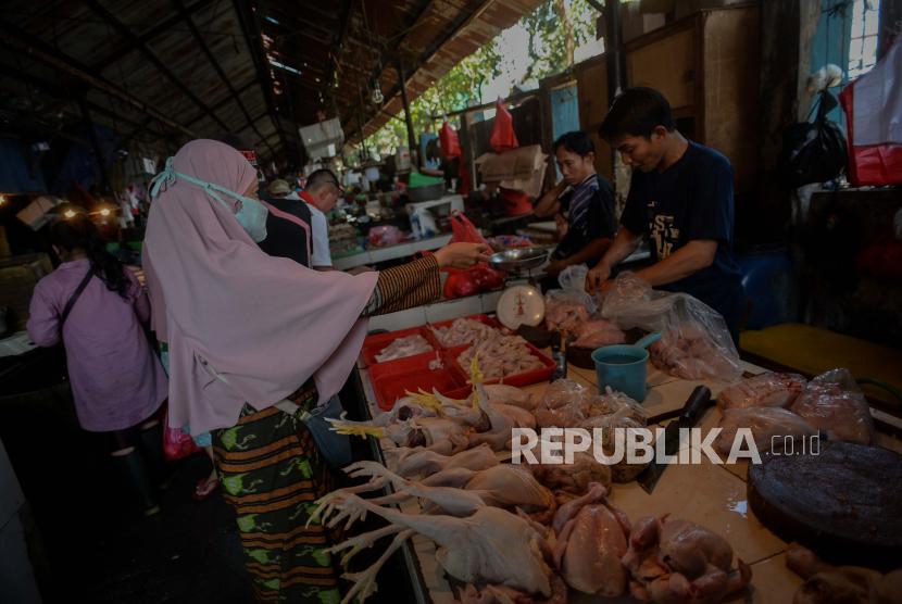 Harga Daging Ayam dan Sapi di Cianjur Kembali Naik (ilustrasi).