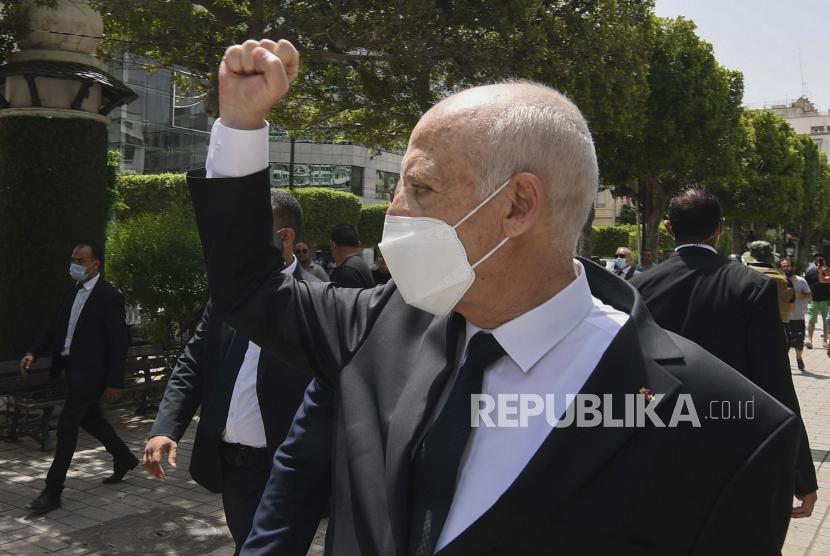 Presiden Tunisia Kais Saied