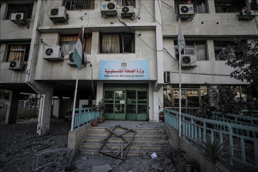 - Serangan rudal menewaskan dua orang termasuk seorang anak, melukai 10 lainnya, termasuk pejabat kementerian - Anadolu Agency