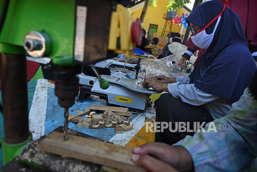 UMKM dan IKM di Kota Serang Segera Disuntik Dana Stimulus ...