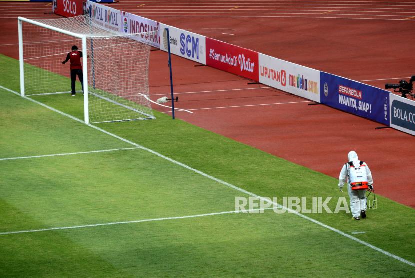 Stadion Manahan, Solo, Jawa Tengah (ilustrasi)