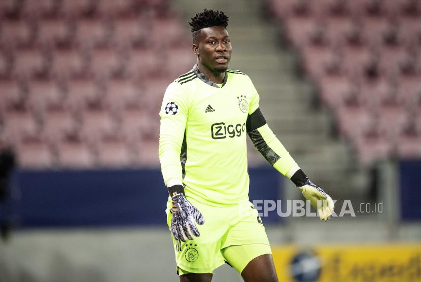 Kiper Ajax Andre Onana