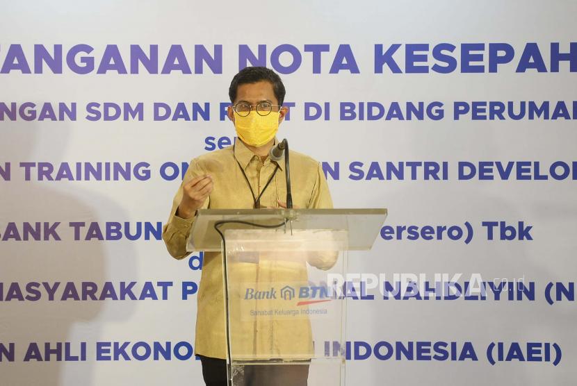Btn Siap Jalankan Skenario The New Normal Republika Online
