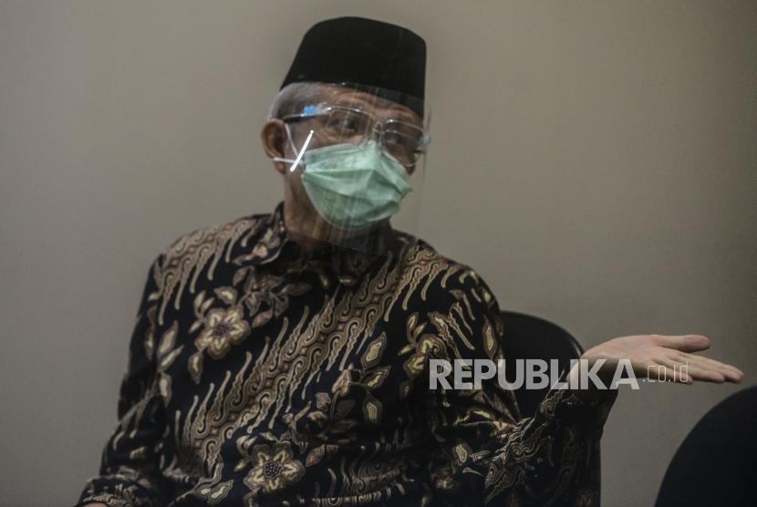 Wakil Ketua Umum MUI - Anwar Abbas