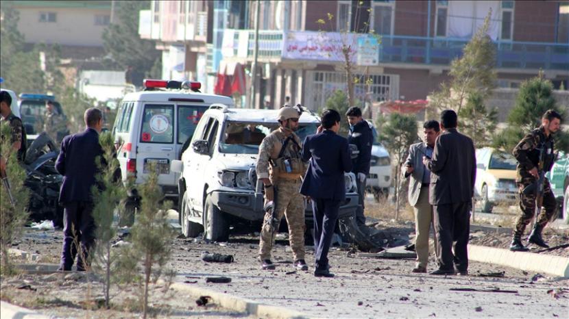 UNAMA mengatakan warga sipil menanggung beban konflik ketika Taliban menyerang.