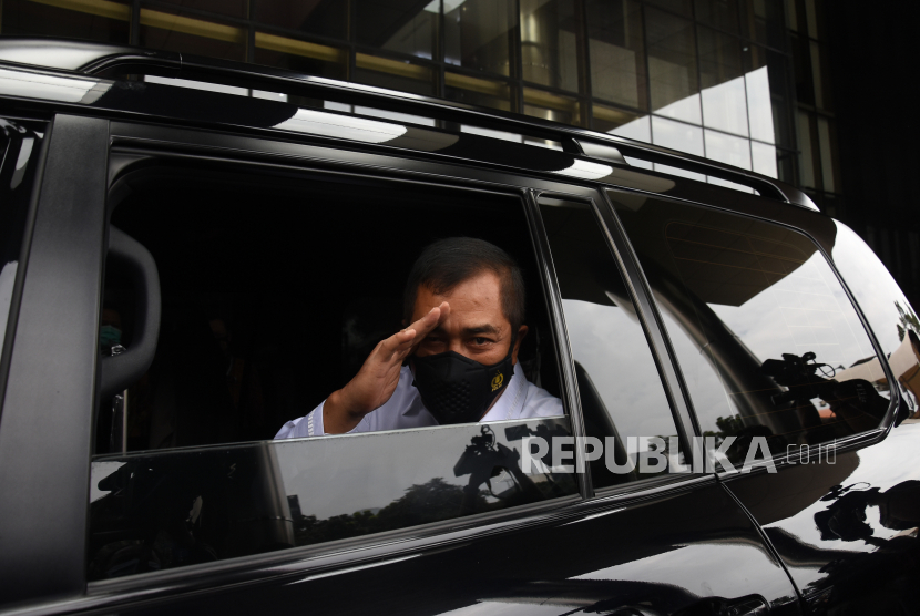 Kepala Badan Reserse Kriminal Polri Irjen Pol Agus Andrianto