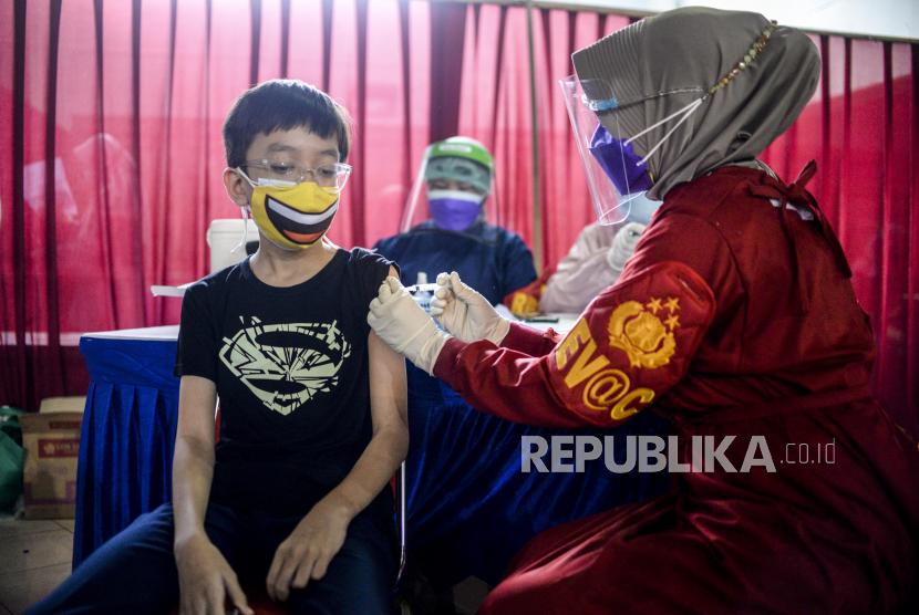 Sekitar 5.000 Anak di Garut Telah Vaksinasi (ilustrasi)