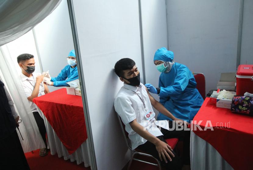 Anggota DPRD Minta Vaksinasi di Puskesmas Lebih Digenjot (ilustrasi).