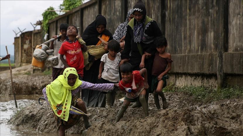 Tindakan kriminal dan pembunuhan dilaporkan terjadi di kamp pengungsi Rohingya.