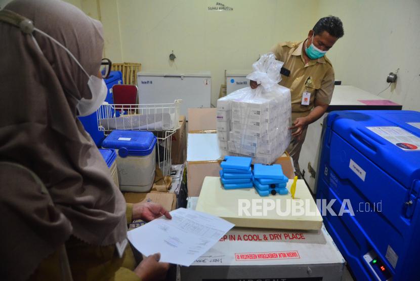 Kejar Target Vaksinasi, Stok Vaksin di Yogyakarta Kurang (ilustrasi).