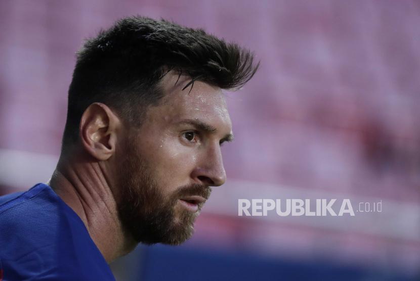 Gaji Besar Messi Menutup Kemungkinan Pindah ke PSG ...