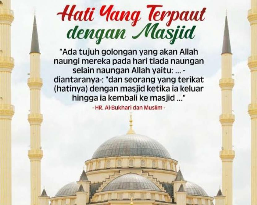 Mari Makmurkan Masjid-Masjid dan Bertaubatlah