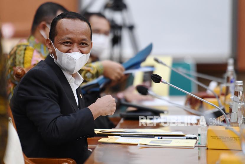 Belanda Masuk Lima Besar Investor Utama di Indonesia. Menteri Investasi/Kepala BKPM Bahlil Lahadalia.