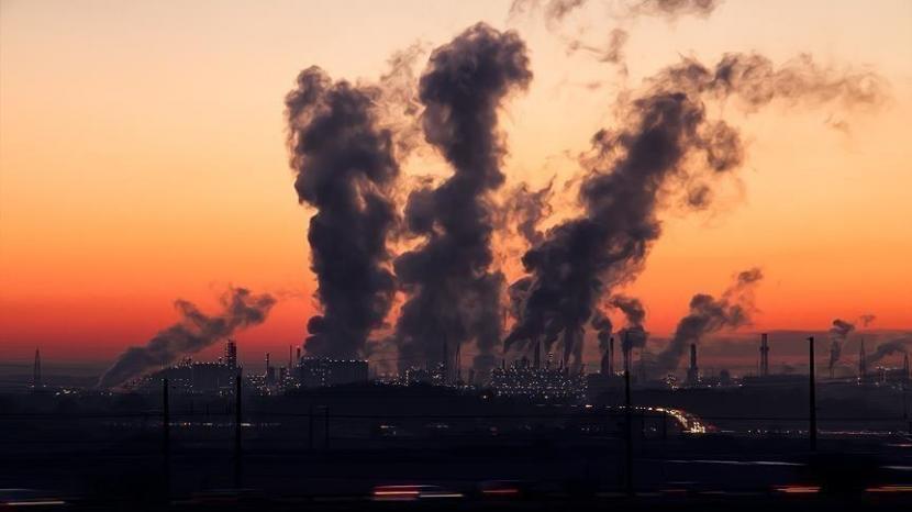 Presiden Turki mengatakan dunia harus memusatkan perhatiannya pada perubahan iklim.