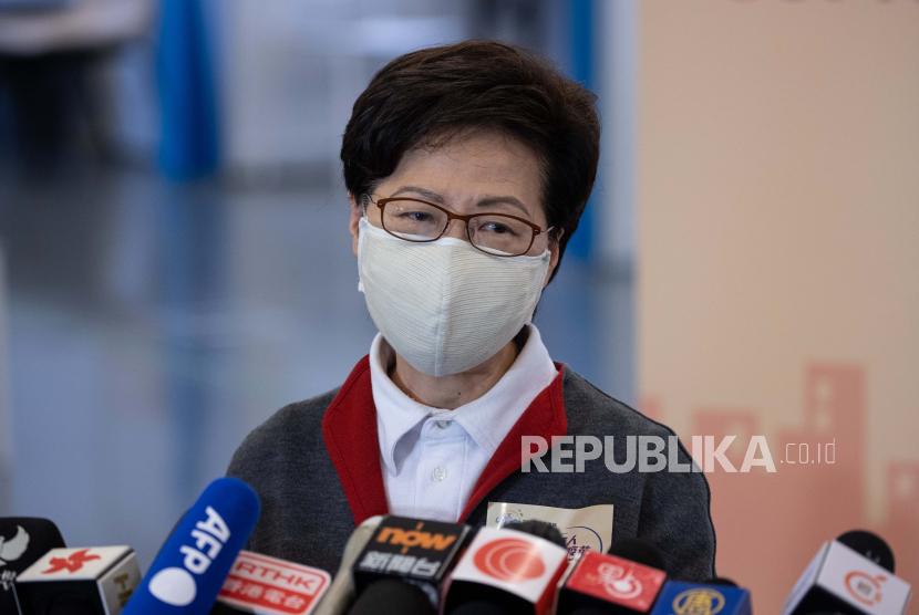 Kepala Eksekutif Hong Kong Carrie Lam