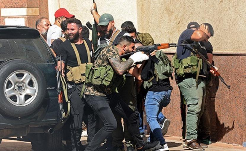 Insiden Beirut Lebanon