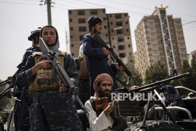 Milisi Taliban.