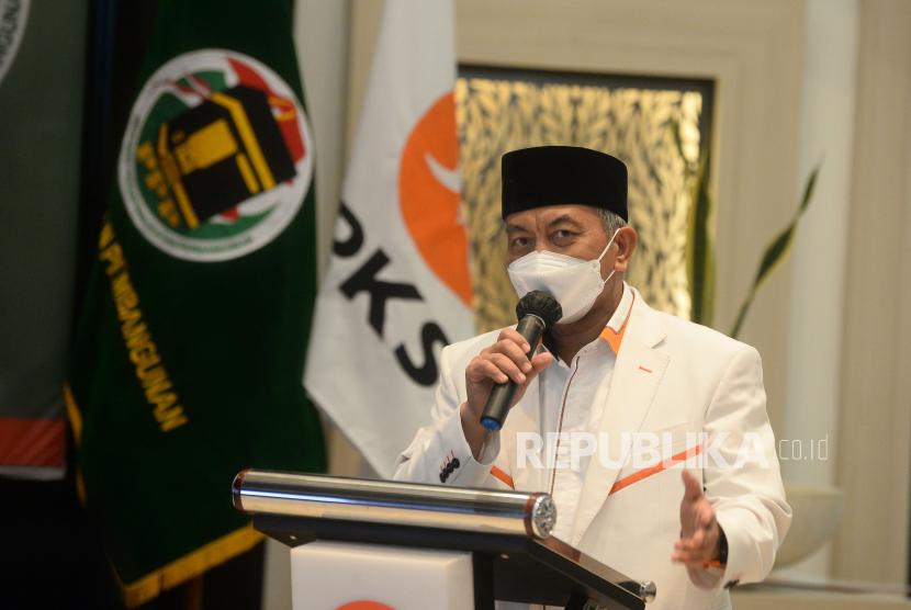 Presiden PKS Ahmad Syaikhu.