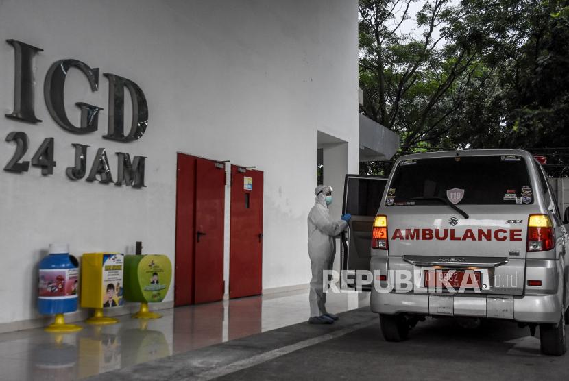 Instalasi Gawat Darurat (IGD) di Rumah Sakit Khusus Ibu dan Anak (RSKIA)