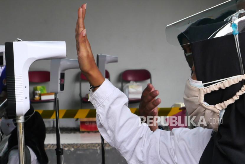 29 Ribu Peserta CPNS Jalani Ujian SKD di UNS [ilustrasi]