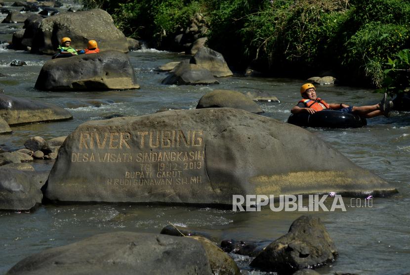 Garut Tertarik Kelola Sungai Jadi Destinasi Wisata (ilustrasi).