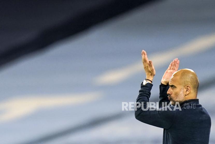 Guardiola Diyakini Perpanjang Kontrak di Man City