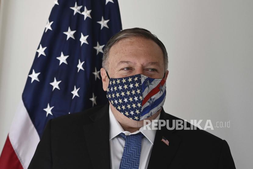 Mike Pompeo Diselidiki Atas Dugaan Kampanye Di Israel Republika Online
