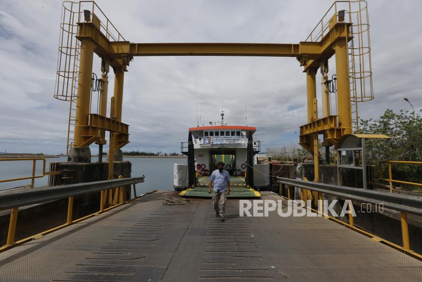 Sabang Sepi Meski Kapal Boleh Bawa 50 Persen Penumpang Republika Online
