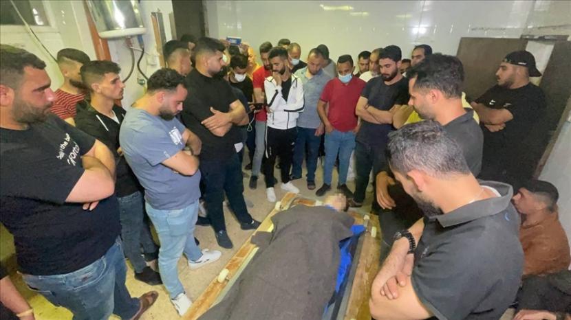 Kepresidenan Palestina mengutuk pembunuhan seorang remaja oleh pasukan Israel di wilayah pendudukan Tepi Barat.
