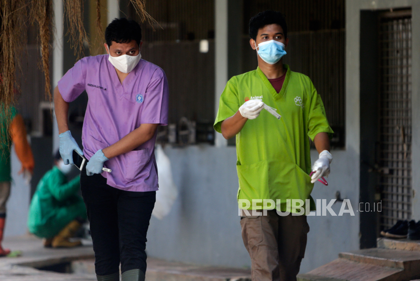 DKI Jakarta menjadi satu dari delapan provinsi yang alami penurunan kasus Covid-19.