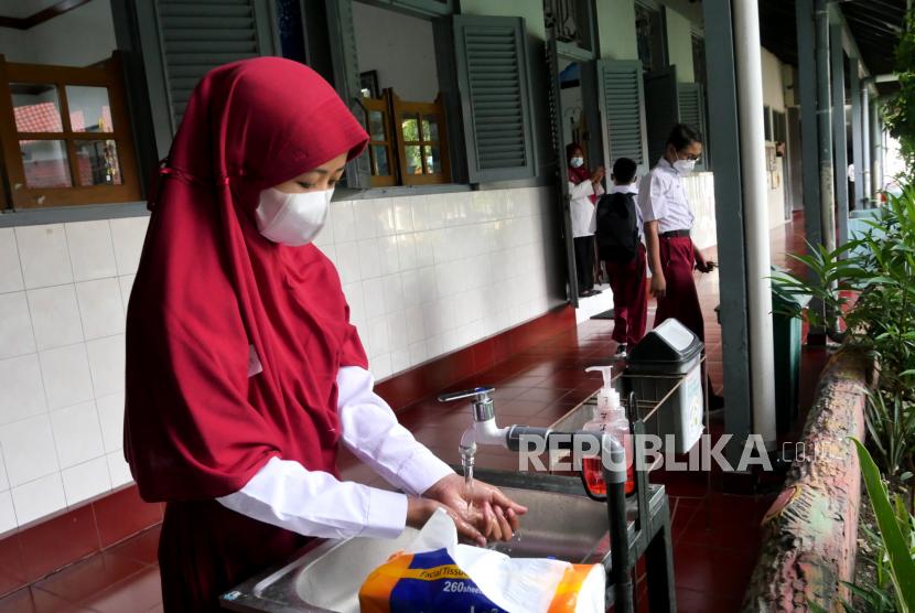 Disdik Bandung Susun Pedoman Belajar Tatap Muka Terbatas (ilustrasi).