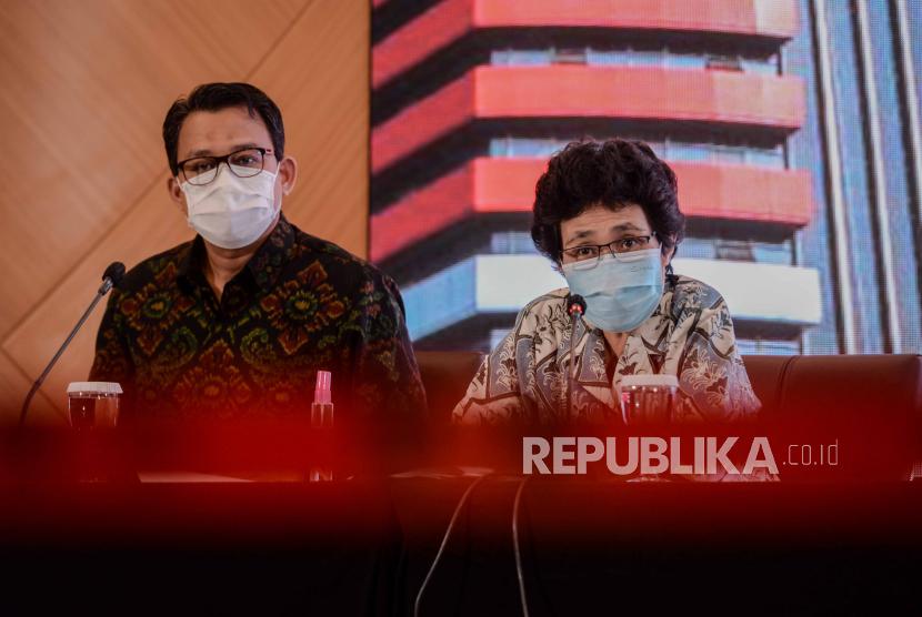 Albertina Ho Bantah Ikut Buat SK Penonaktifan 75 Pegawai KPK