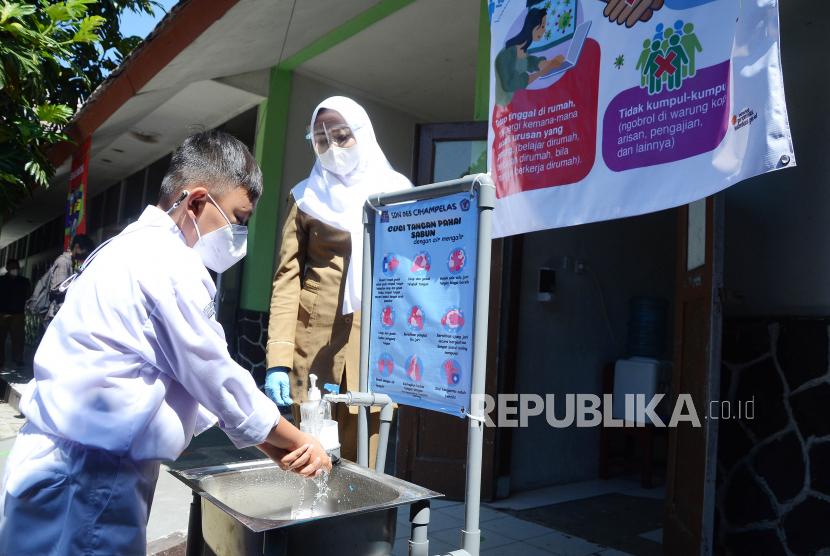 PTM di Kulon Progro akan Dilaksanakan di Sekolah yang Siap (ilustrasi).