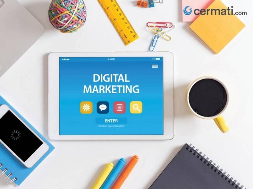 Tujuh Langkah Cerdas Menerapkan Digital Marketing Republika Online