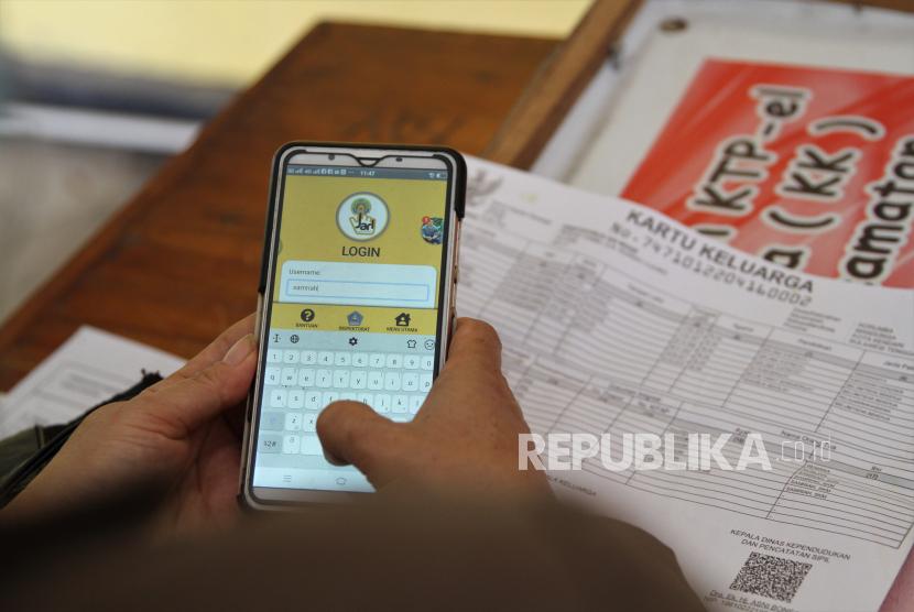 Kartu Identitas Anak di Bandung Bisa Diantar ke Rumah (ilustrasi).