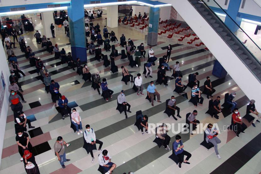 Dinkes Kabupaten Malang Catat 60.588 Warga Telah Divaksin (ilustrasi).
