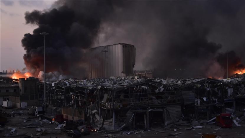 Warga Lebanon akan memperingati ledakan di Pelabuhan Beirut pada 4 Agustus.