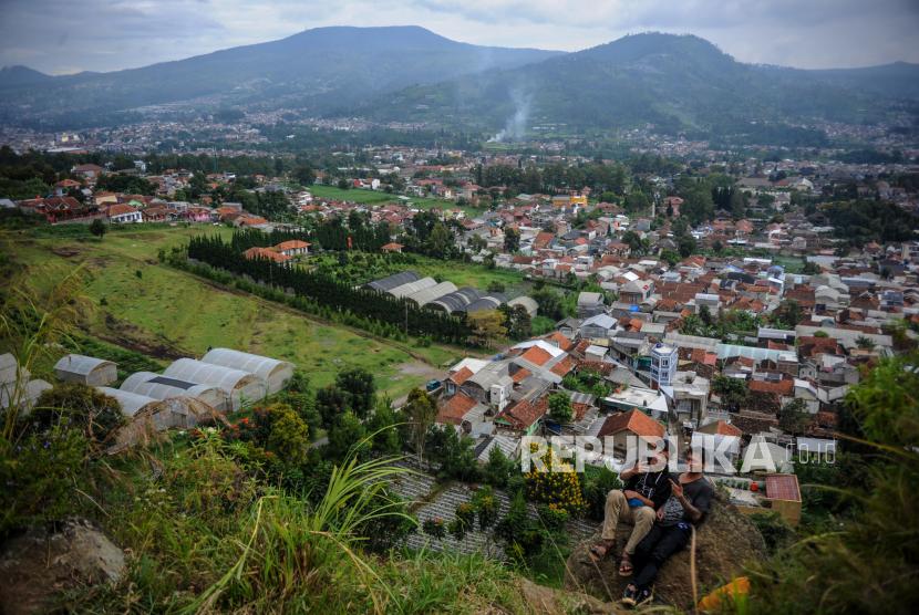 Objek Wisata Di Bandung Barat Ditutup Hingga Sepekan (ilustrasi).