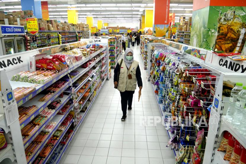 Tim Gabungan Temukan Bahan Pangan Kedaluwarsa di Purwokerto (ilustrasi).