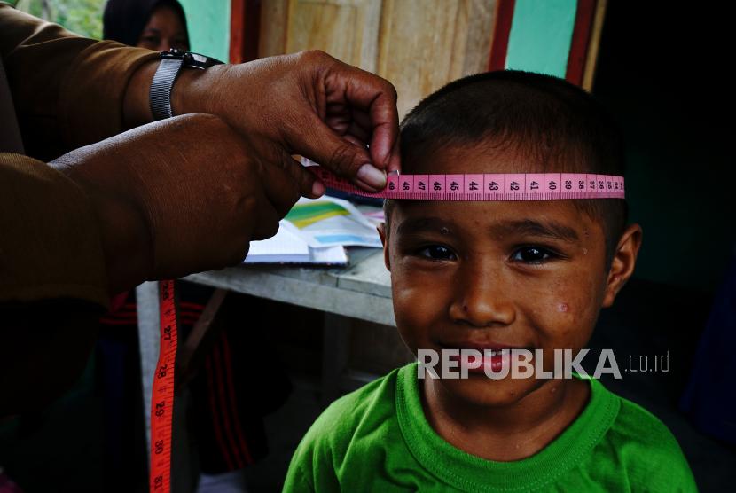 436 balita stunting berasal dari 15 Kelurahan di Kota Pekanbaru, Riau (Foto: ilustrasi)