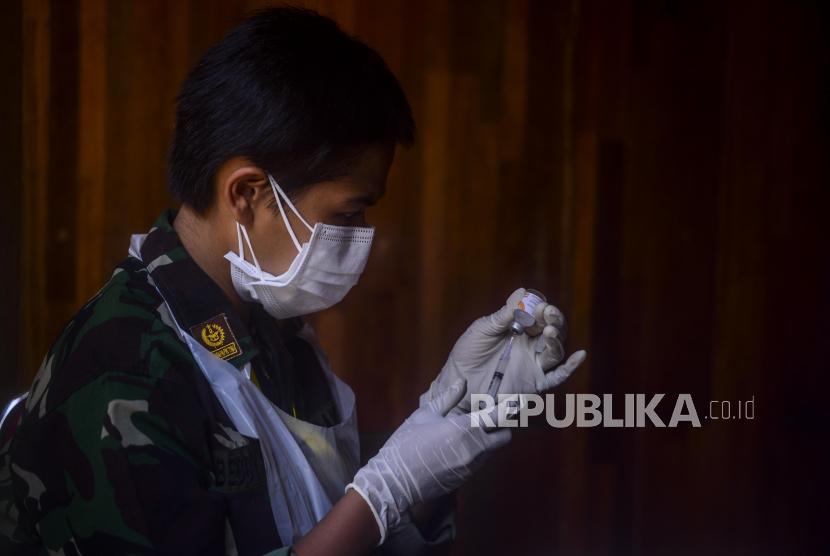 Cara Door to Door Dinilai Efektif Perluas Cakupan Vaksinasi (ilustrasi).